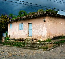 Cottage in Copan by Laura McNamara
