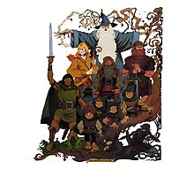 Fellowship of the Ring Photographic Print