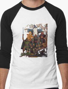 Fellowship of the Ring Men's Baseball ¾ T-Shirt