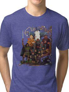 Fellowship of the Ring Tri-blend T-Shirt