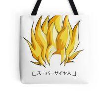 Super Saiyan 2 Tote Bag