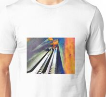 Escalator Unisex T-Shirt