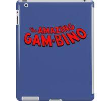 The Amazing Gambino iPad Case/Skin