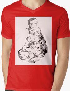 on bended knee 3 Mens V-Neck T-Shirt