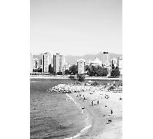 Kits Beach Photographic Print