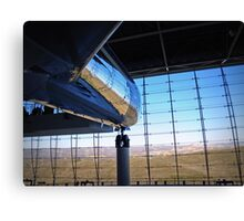 Into the Wild Blue Yonder Canvas Print
