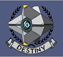 destiny ghost insignia Photographic Print