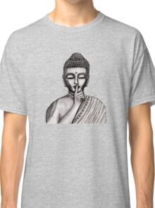 Shh ... do not disturb - Buddha - New Classic T-Shirt