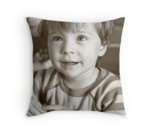 Play school #4 Throw Pillow