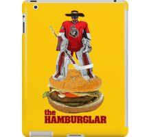 Ham-burglar iPad Case/Skin