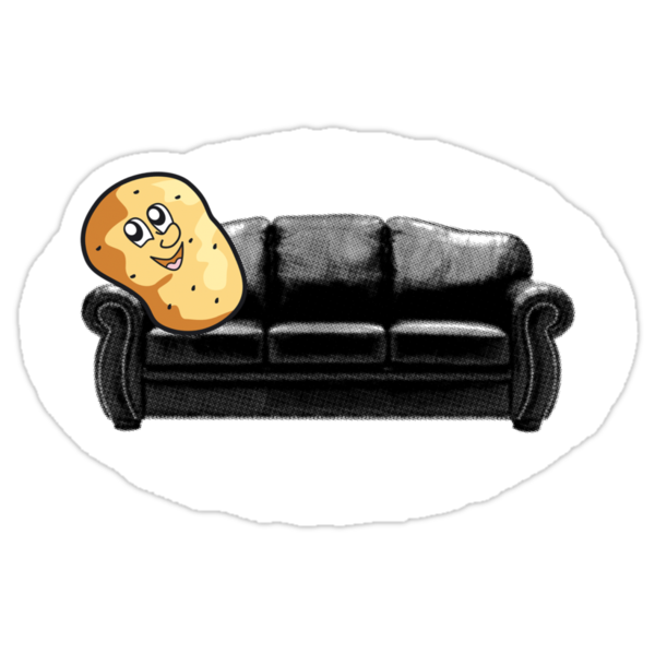 Couch Potato by Naf4d