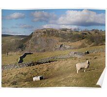 Lazy Dales Afternoon Poster