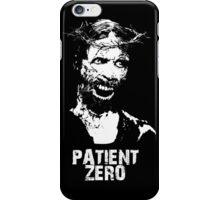 Patient Zero - Zombie Jesus - White iPhone Case/Skin
