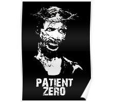 Patient Zero - Zombie Jesus - White Poster