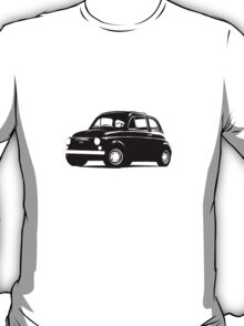 Original Fiat 500: Conservative edition T-Shirt