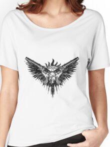 Supernatural demon Hunter  Women's Relaxed Fit T-Shirt