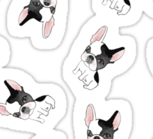 A Pup's Life for Me Sticker
