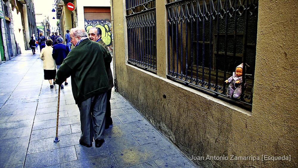 """...standing on charisma again..."" [P1200499 _Qtpfsgui _GIMP] by Juan Antonio Zamarripa"