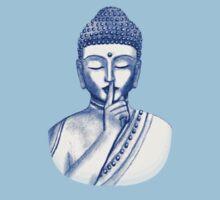 Shh ... do not disturb - Buddha  Baby Tee