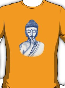 Shh ... do not disturb - Buddha  T-Shirt
