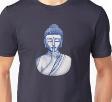 Shh ... do not disturb - Buddha  Unisex T-Shirt