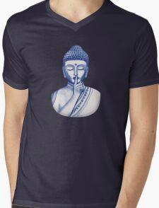 Shh ... do not disturb - Buddha  Mens V-Neck T-Shirt