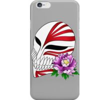 Ichigo's mask iPhone Case/Skin