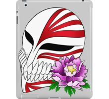Ichigo's mask iPad Case/Skin