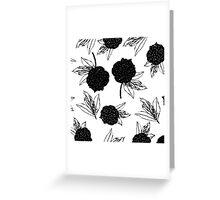 abloom Greeting Card