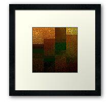 The Suburbs Framed Print