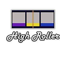 CSGO High Roller Photographic Print