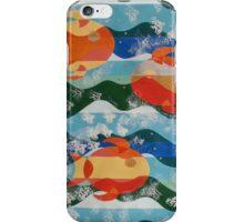 Five Fiery Fish iPhone Case/Skin