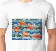 Five Fiery Fish Unisex T-Shirt