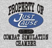 Just Cause CSC 1953 Logo T-Shirt T-Shirt