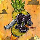 Tropic Rocket by Chris Brett