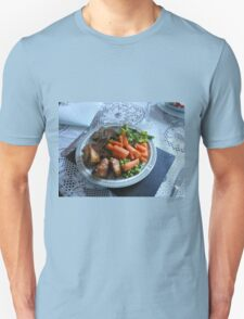 Spring Lamb and Vegetables T-Shirt