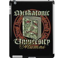 Miskatonic University Alumni iPad Case/Skin