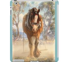 The Clydesdale iPad Case/Skin