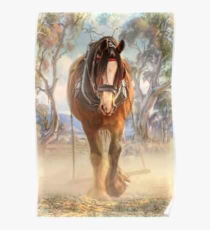The Clydesdale Poster