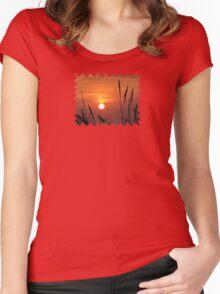 Honey Sky - JUSTART © Women's Fitted Scoop T-Shirt