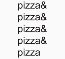 Infinite Pizza Please Kids Tee