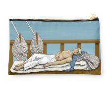 Sleeping Sailor Studio Pouch