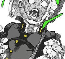 Koichi Under Heaven's Door by zakkuya