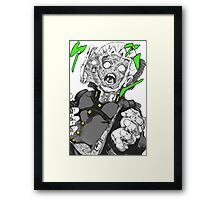 Koichi Under Heaven's Door Framed Print