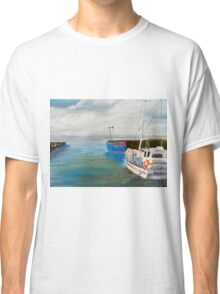 San Remo Fishing Fleet Classic T-Shirt