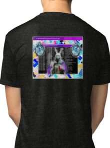 Dossy Darko Tri-blend T-Shirt