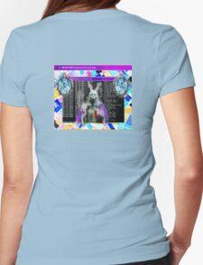 Dossy Darko Womens Fitted T-Shirt