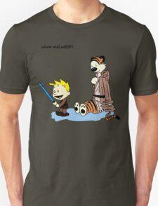 Calvin And Hobbes Star Wars T-Shirt