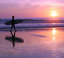 Oh! The life of a surfer by Michael Jack