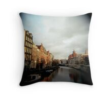 Maravilloso Throw Pillow